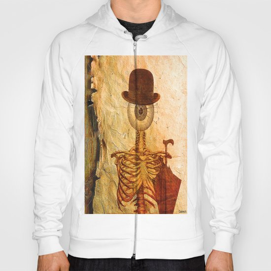 Monsieur Bone Hoody