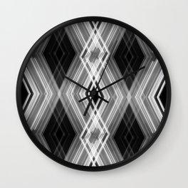 Vertica 04 Wall Clock