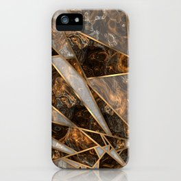 Shards 1 iPhone Case