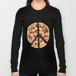 Peacezza Long Sleeve T-shirt