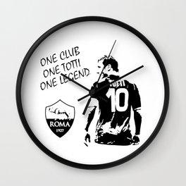 The Legend FT10 Wall Clock