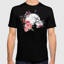 Roses Skull - Death's head T-shirt