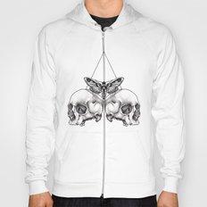 Skull moth Hoody