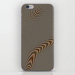Tree Rings 3 iPhone Skin