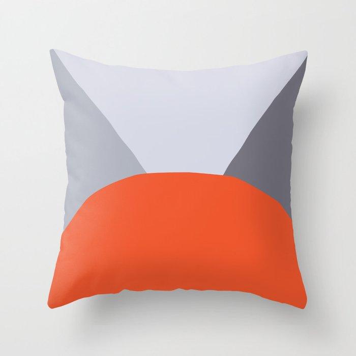 Deyoung Flame Throw Pillow