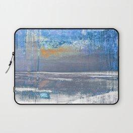 Blue Color Patches Laptop Sleeve