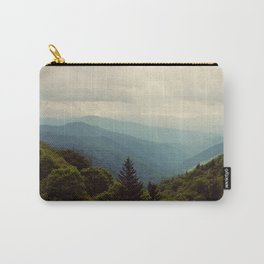 THE LIGHT THROUGH THE CLOUDS Carry-All Pouch
