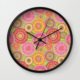 Fruitylicious Wall Clock