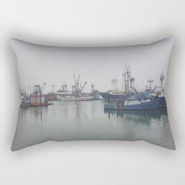 Fogged In Rectangular Pillow