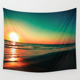 Rota Spain Beach Wall Tapestry