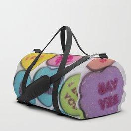 Sweethearts Duffle Bag