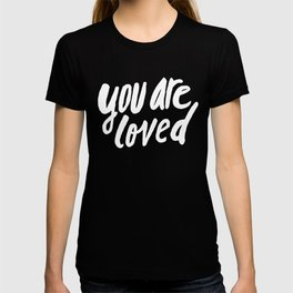 You Are Loved x Mint T-shirt