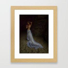 The Ascent Of Persephone Framed Art Print