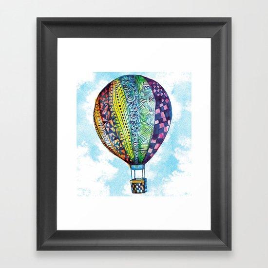 Hot Air Balloon by emilystalley