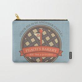 Peach's Bakery Carry-All Pouch