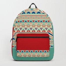 Ethnic ornament , 13 Backpack