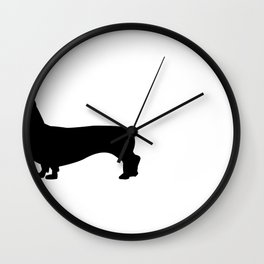 Walkies! Wall Clock