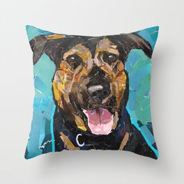 Wally Throw Pillow