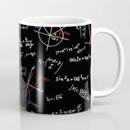 Math Equation Coffee Mug