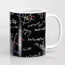 Math Equation Coffee Mug