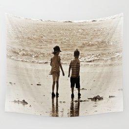 Seaside Memories Wall Tapestry