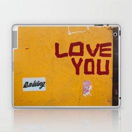 Love You, New York II Laptop & iPad Skin