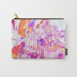 Candy Marble Carry-All Pouch