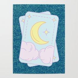 Night Light Cards Poster