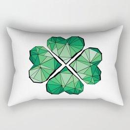 Geometrick lucky charm Rectangular Pillow