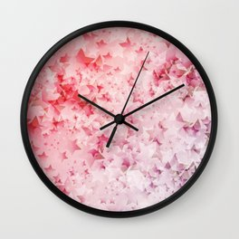 Star of Hopeness Wall Clock