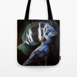Iridescence Tote Bag