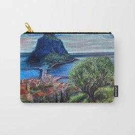 Monemvasia Greece Carry-All Pouch