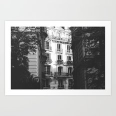 Paris Nº 11 Art Print