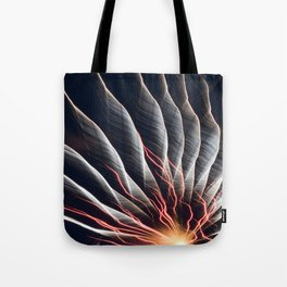Swirl Lights Tote Bag