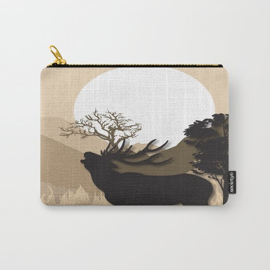 My Nature Collection No. 62 Carry-All Pouch