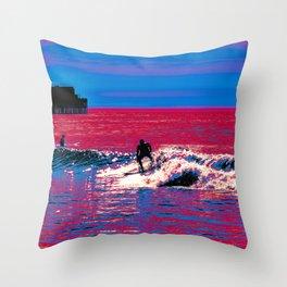 FEEL FREE Throw Pillow