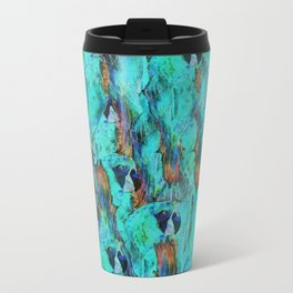 Papagaio Metal Travel Mug