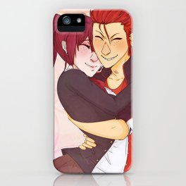 Gou & Seijuro iPhone Case