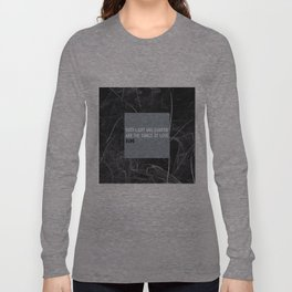 Light and Shadow — Rumi Long Sleeve T-shirt