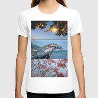 thailand T-shirts featuring Rak Thailand by wetravelasequals