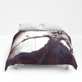 Kenpachi Zaraki of Bleach Comforters