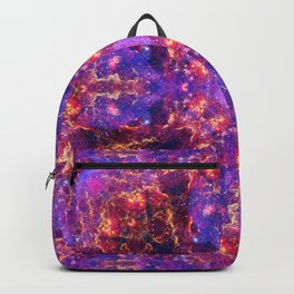 Ethereal Sea Mandala Backpack