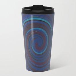 VERTIGO DEEP BLUE Travel Mug
