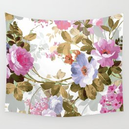 The perfect flowers for me Wall Tapestry