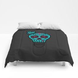 Noche de los Muertos Comforters