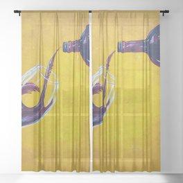 Good Evening Sheer Curtain
