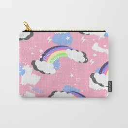 Unicorn Magical Clouds Carry-All Pouch