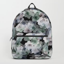 Narcissus pattern Backpack