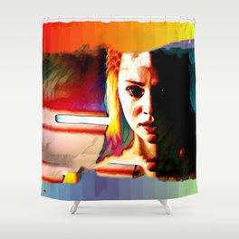 Entanglement Shower Curtain