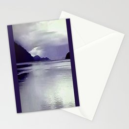 River View VI Stationery Cards
